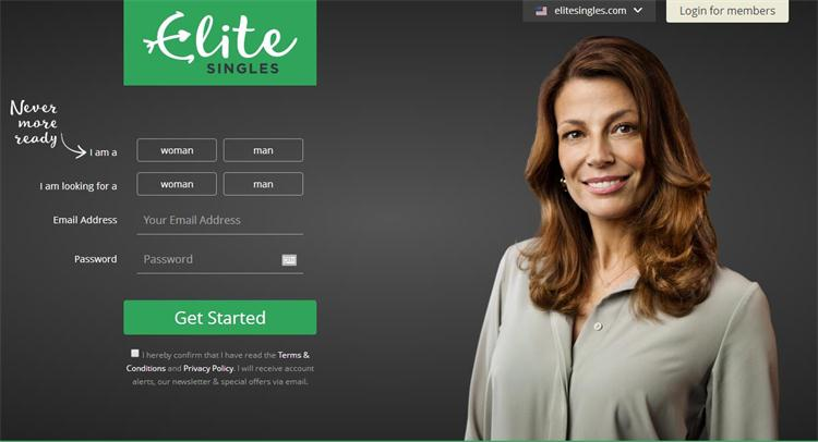 Elite singles dating site