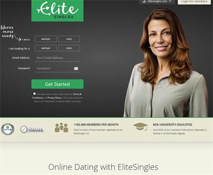 Elitesingles dating site usa