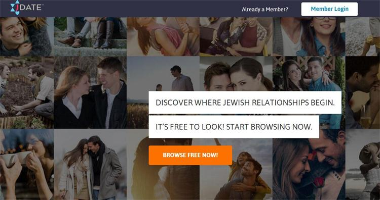 dating website browse gratis